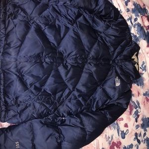 NAVY BLUE NORTHFACE